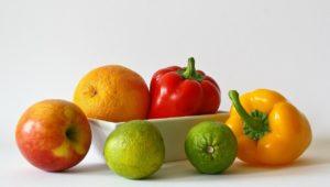 Durch gesunde Ernährung mit Crosstrainer abnehmen