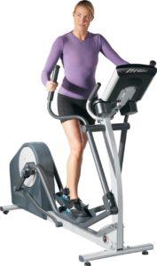 Life Fitness Crosstrainer E1 Go ist testsieger