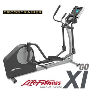 Life Fitness Crosstrainer Header