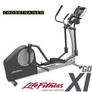 Life Fitness Crosstrainer Header