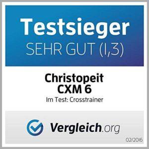 christopeit crosstrainer ergometer cxm 6 Testsieger vergleich.org